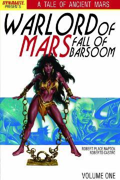 WARLORD OF MARS FALL OF BARSOOM TP 01