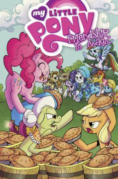 MY LITTLE PONY FRIENDSHIP IS MAGIC TP 08