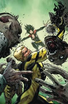 HUNT FOR WOLVERINE CLAWS OF KILLER