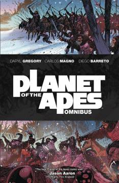 PLANET OF THE APES OMNIBUS TP 01