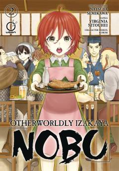 OTHERWORLDLY IZAKAYA NOBU TP 02