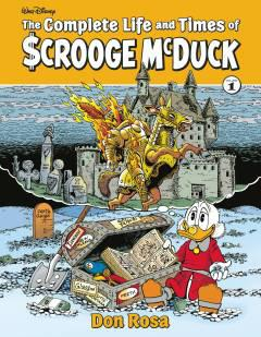 COMPLETE LIFE & TIMES UNCLE SCROOGE HC 01 ROSA