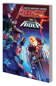 AVENGERS BY JASON AARON TP 05 CHALLENGE OF GHOST RIDERS