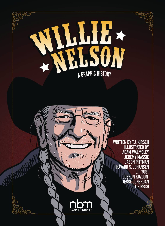WILLIE NELSON HC