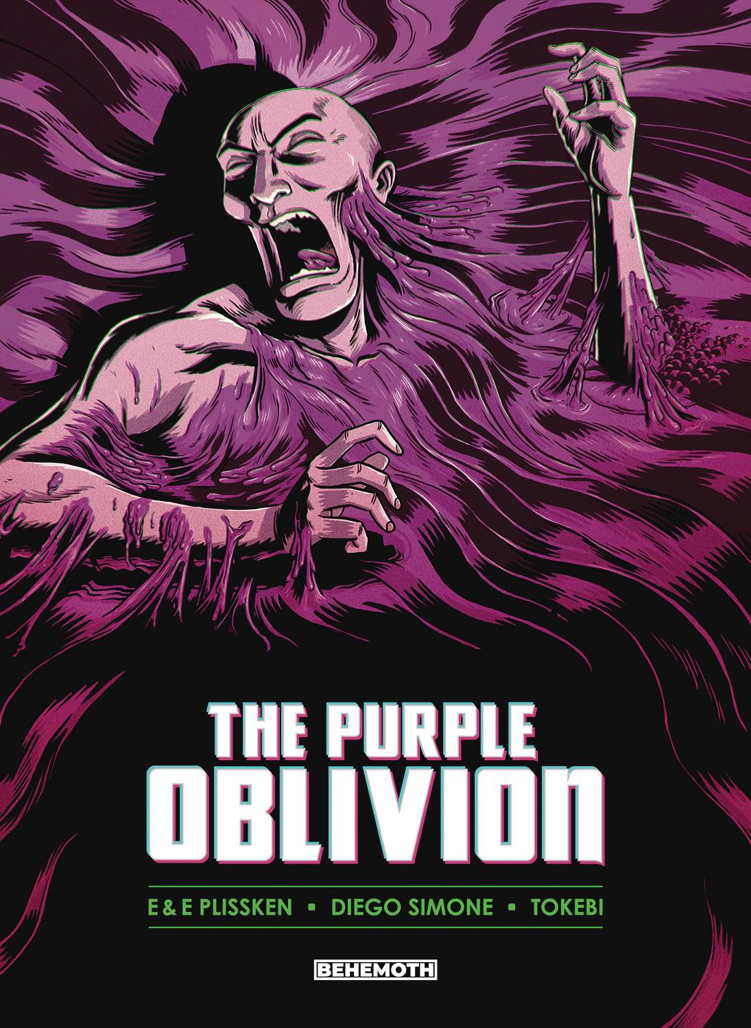 PURPLE OBLIVION TP LTD ED