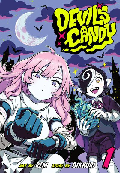 DEVILS CANDY GN 01