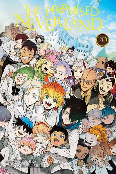 PROMISED NEVERLAND GN 20