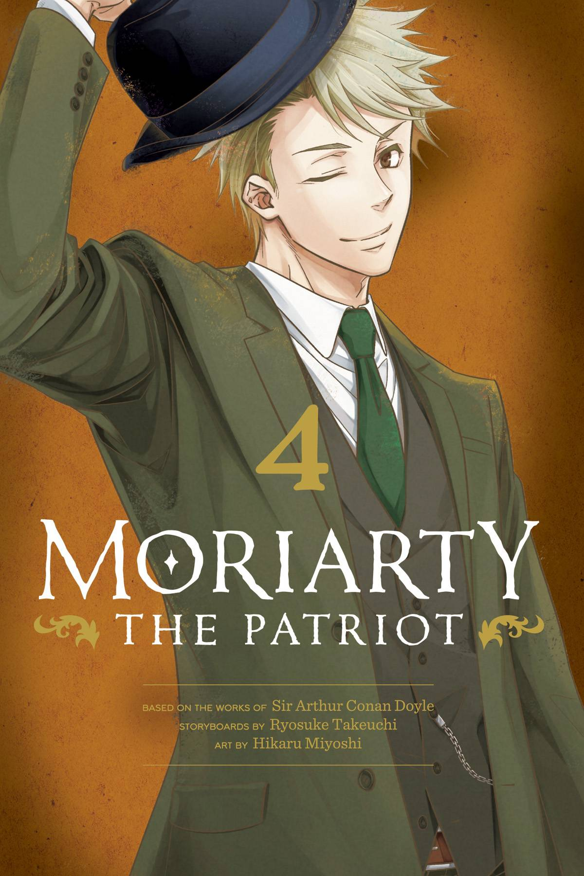 MORIARTY THE PATRIOT GN 04