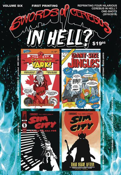 SWORDS OF CEREBUS IN HELL TP 06