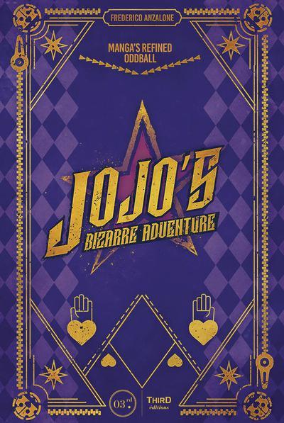JOJOS BIZARRE ADVENTURE MANGAS REFINED ODDBALL HC