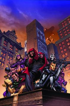 HOUSE OF M MASTERS OF EVIL