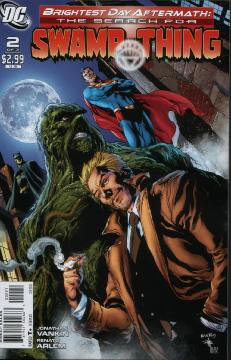 BRIGHTEST DAY AFTERMATH SEARCH FOR SWAMP THING