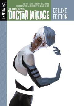 DEATH DEFYING DR MIRAGE DLX ED HC 01