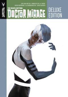 DEATH DEFYING DR MIRAGE DELUXE HC 01