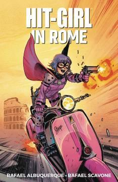 HIT-GIRL TP 03 ROME
