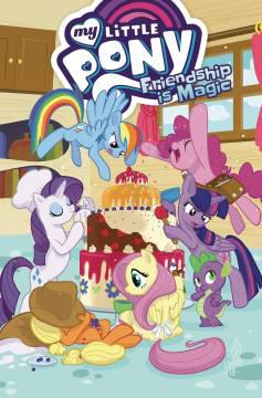 MY LITTLE PONY FRIENDSHIP IS MAGIC TP 17