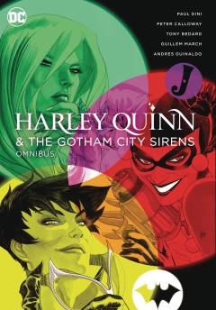 HARLEY QUINN & THE GOTHAM CITY SIRENS OMNI HC