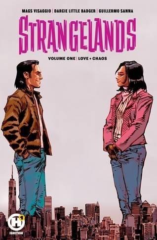 STRANGELANDS TP 01