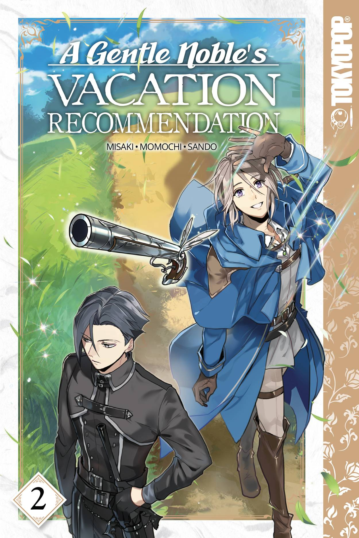 GENTLE NOBLES VACATION RECOMMENDATION GN 02