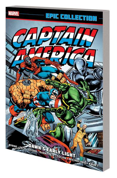 CAPTAIN AMERICA EPIC COLLECTION TP 09 DAWNS EARLY LIGHT