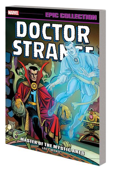 DOCTOR STRANGE EPIC COLLECTION TP 01 MASTER OF THE MYSTIC ARTS