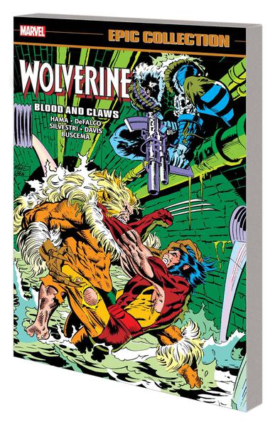 WOLVERINE EPIC COLLECTION  TP 03 BLOOD AND CLAWS