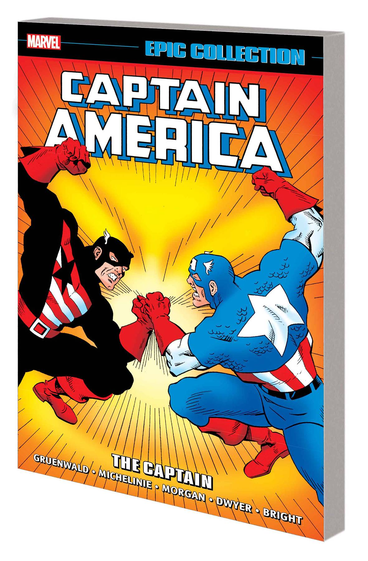 CAPTAIN AMERICA EPIC COLLECTION TP 14 CAPTAIN