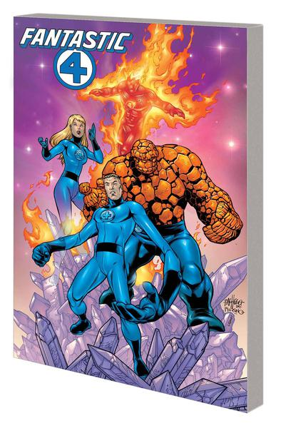 FANTASTIC FOUR HEROES RETURN COMPLETE COLLECTION TP 03