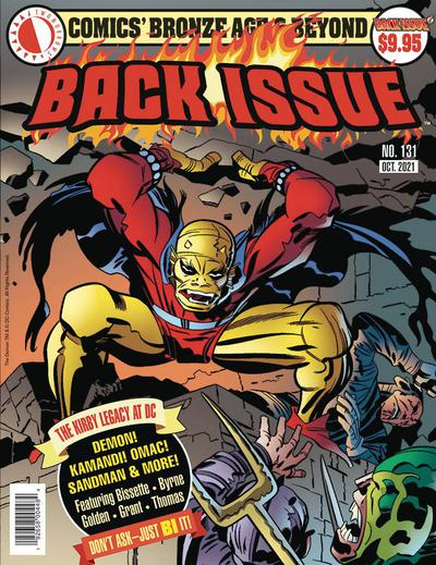 BACK ISSUE