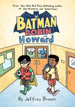 BATMAN AND ROBIN AND HOWARD TP