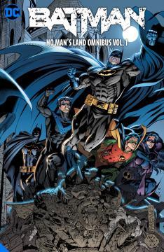 BATMAN NO MANS LAND OMNIBUS HC 01