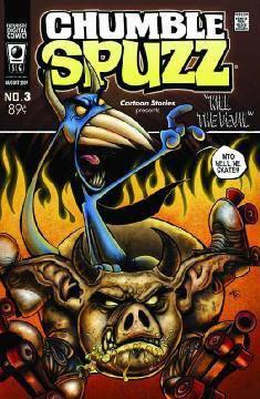 CHUMBLE SPUZZ GN 01 KILL THE DEVIL