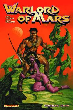 WARLORD OF MARS TP 02