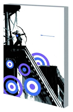 HAWKEYE TP 01 MY LIFE AS WEAPON