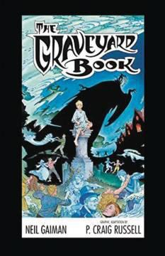 NEIL GAIMAN GRAVEYARD BOOK COMP HC
