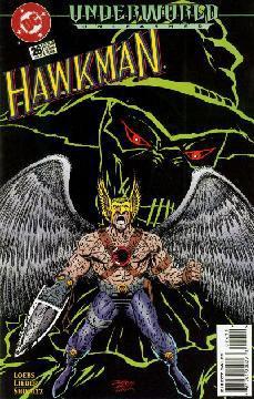 HAWKMAN I (0-33)