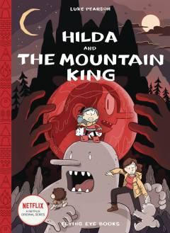 HILDA & MOUNTAIN KING HC
