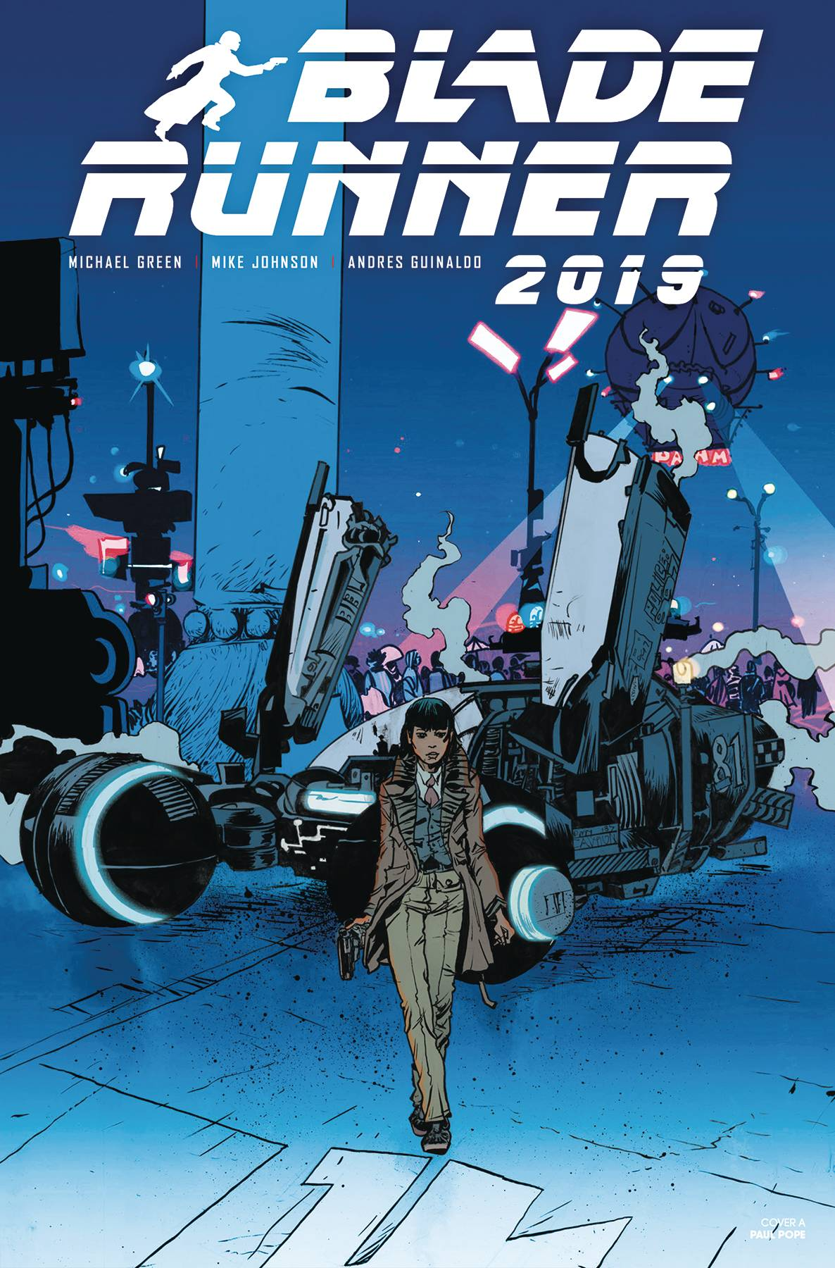 BLADE RUNNER 2019 TP 02 OFF WORLD