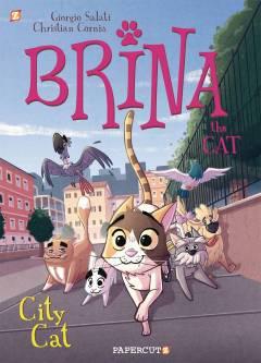 BRINA THE CAT TP 02 CITY CAT