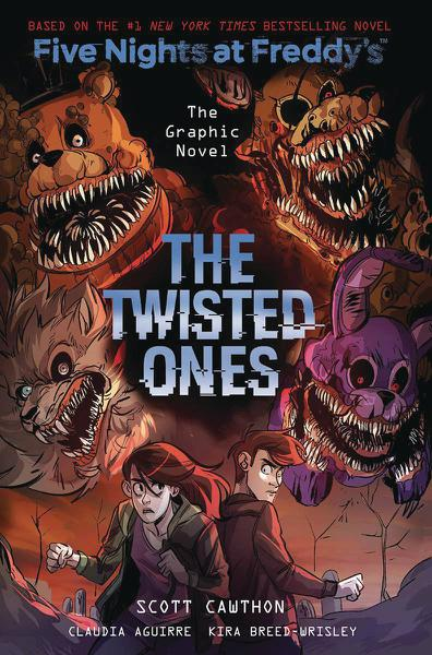 FIVE NIGHTS AT FREDDYS TP 02 TWISTED ONES