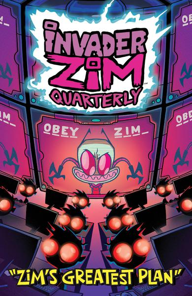INVADER ZIM QUARTERLY