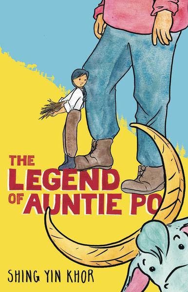 LEGEND OF AUNTIE PO HC