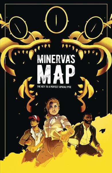 MINERVAS MAP KEY TO PERFECT APOCALPYSE TP