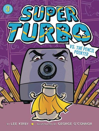 SUPER TURBO TP 03 VS PENCIL POINTER