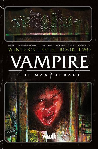 VAMPIRE THE MASQUERADE TP 02 WINTERS TEETH