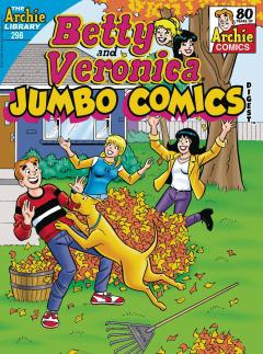 BETTY & VERONICA DOUBLE DIGEST