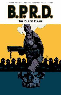 BPRD TP 05 BLACK FLAME