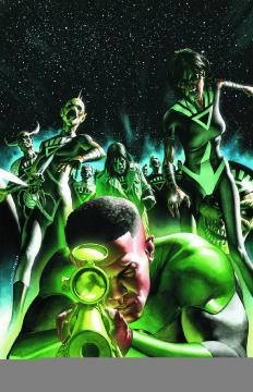 GREEN LANTERN IV (1-67)