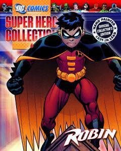 DC SUPERHERO FIGURINE COLL MAG TIM DRAKE ROBIN