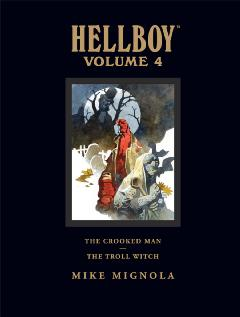 HELLBOY LIBRARY HC 04 CROOKED MAN